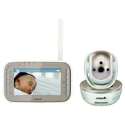 VTech® Safe & Sound® VM343 Wireless Video/Audio Baby Monitor, Night Vision