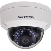 Hikvision® DS-2CE56D1T-VPIR 2MP Wired HD 1080p IR Dome Camera with 2.8 mm Lens, Vandal-Resistant
