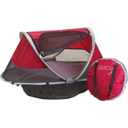 KidCo® PeaPod Infant Travel Bed, Cranberry (P3010)