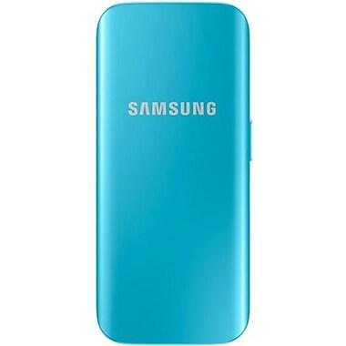 Samsung Lithium-Ion 2100 mAh Portable Battery Pack, Blue, for USB Devices (EB-PJ200BLEGUS)