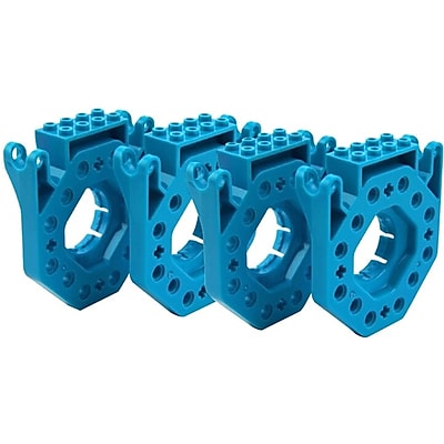 Wonder Workshop® Dash & Dot Build Brick Extension Connector, 5.5