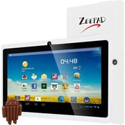 "Worryfree Gadgets® 7DRK-Q 7"" Tablet, 4GB, Android 4.4 KitKat, White"