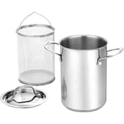 Cuisinart 3 qt Asparagus Steamer Set, Stainless (773 20APW) by