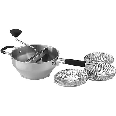 Cuisinart® CTG-00-FM Silicone Food Mill with 3 Stainless Steel Discs