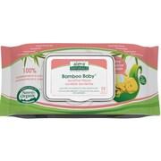 Aleva Naturals® Bamboo Baby® Sensitive Wipes, 432 Count (37949)