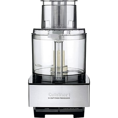 Cuisinart® 14-Cup Food Processor, Brushed Stainless Steel