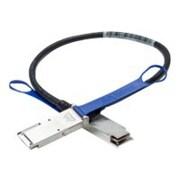 Mellanox® MCP1600-E00A 0.5 m Passive Fiber Optic Network Cable, Black