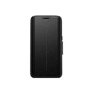 OtterBox® Strada Series Case for Galaxy S7 Edge, Onyx Black (77-53185)
