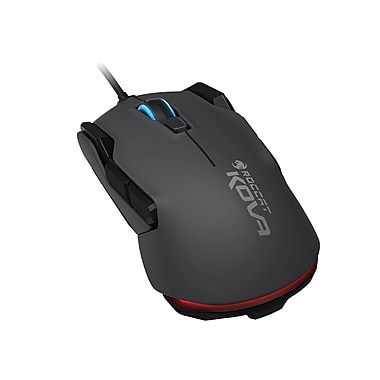 ROCCAT Kova Pure Performance Gaming Mouse, Black, (ROC-11-502-AM)