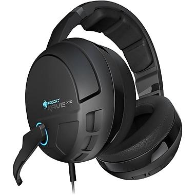 ROCCAT Kave XTD Digital Premium 5.1 Surround Headset with USB Remote & Sound Card, (ROC-14-160)