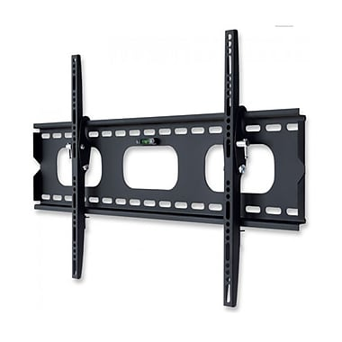 Techly - Support mural de TV avec niveau, inclinable, 32 à 60 po, (ICA-PLB 118B)