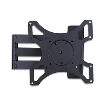 Techly 2-Arm Tilt/Swivel TV Wall Mount, 19-37