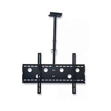 Techly Tilt/Swivel TV Ceiling Mount, 32-60