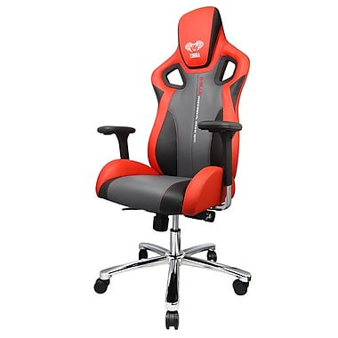 E-Blue Cobra X Gaming Chair, Red, (EEC306REAA-IA)