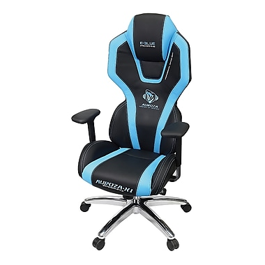 E-Blue Auroza Gaming Chair, Blue, (EEC305BKAA-IA)