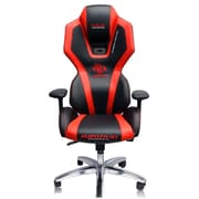 E-Blue Auroza X1 Luminous Gaming Chair, Red, (EEC301REAA-IA)