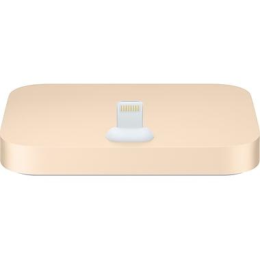 Apple iPhone Lightning Dock, Gold, (ML8K2AM/A)