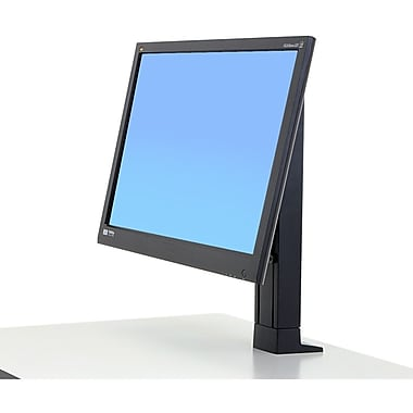 Ergotron WorkFit Single LD Monitor Kit, (97-905)