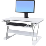 Ergotron WorkFit Single HD Monitor Kit, (97-906)