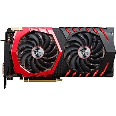 MSI GeForce® GTX 1080 Gaming X 8GB GDDR5X TwinFrozr VI Graphics Card