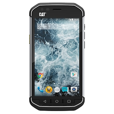 CAT S40 Unlocked GSM Rugged SmartPhone, (CS40-SUB-U01-UN)