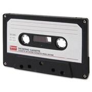 Sparco Dictation Cassette, Standard, 90 Minute