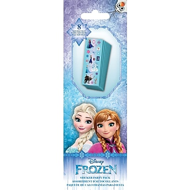 Sandylion® Disney Frozen Stickers, 8 Sheets/Pack