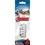 SandylionMD – Autocollants Avengers Rassemblement, 8 feuilles/pqt