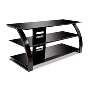Bell'O 52 Inch TV Stand for TVs up to 55 Inch, Black  (PVS4206HG)