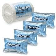 Tidymates® 5 Pack Refill Kit w/ Anti-Bacterial Lid (DC-B05)