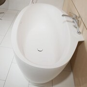 Aquatica Sensuality 66.5'' x 37'' Freestanding Soaking Bathtub