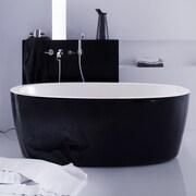 Aquatica Purescape 63'' x 30'' Freestanding Soaking Bathtub