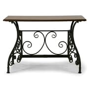 Glamour Home Decor Aceline Console Table