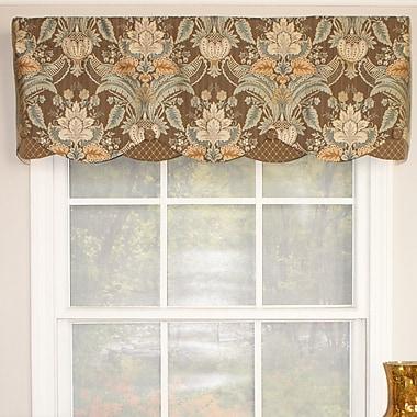 RLF Home Margaret Petticoat Curtain Valance
