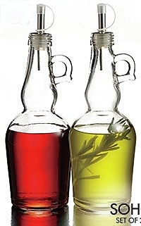 Style Setter 2.16 Cup Oil Bottle (Set of 2) WYF078278893326