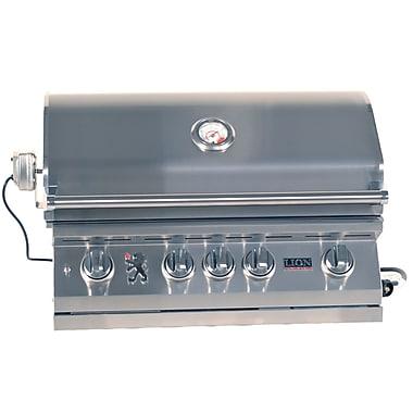 Lion Premium Grills BBQ Built-In Gas Grill; Liquid Propane