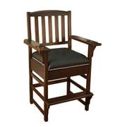 American Heritage King Chair; Sierra