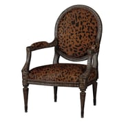 French Heritage Rive Gauche Rouen Arm Chair