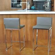 Sofas to Go Reda 24'' Bar Stool (Set of 2)