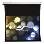 Elite Screens Evanesce White Electric Projection Screen; 120'' Diagonal 16:9
