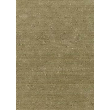 Wildon Home Henley Hand-Tufted Kelp Area Rug; 5' x 8'