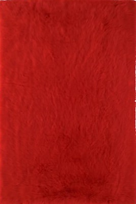 Wildon Home Henley Hand-Tufted Red Area Rug; 8' x 10'