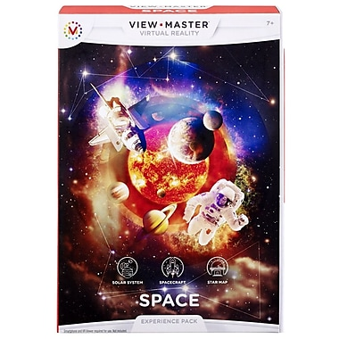 Mattel View-Master® Experience Pack: Space, (DLL70)