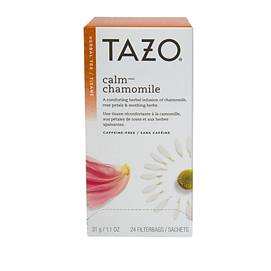 TAZO® Calm Chamomile Tea, 24/Box