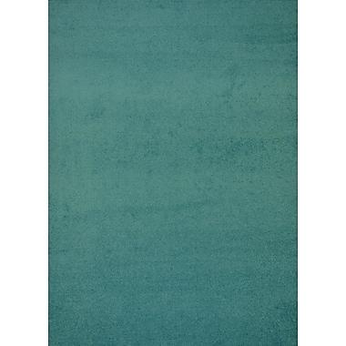 Wildon Home Henley Hand-Tufted Mint Area Rug; 9' x 12'