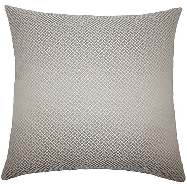 The Pillow Collection Haytham Solid Bedding Sham; King