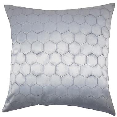 The Pillow Collection Valmai Geometric Bedding Sham; Queen