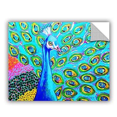 ArtWall Am I Blue Wall Mural; 24'' H x 32'' W x 0.1'' D