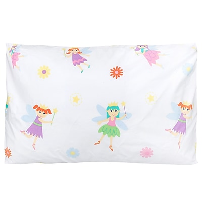 Wildkin Princess Kids Cotton Pillow Cover