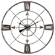 Aspire 35'' Arlington Arrow Wall Clock